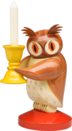 5262/5, Owl, Large, with Candelabra