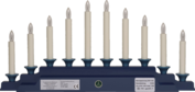 750/3G, Electric Lighting for Angel Mountain 550/B3OHN, 230V/30W, 10 Candles