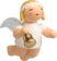 6307/53, Little Suspended Angel, with Bell