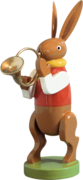 5350/17, Bunny Musician with French Horn