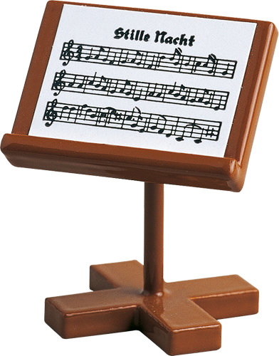 Music Stand, Small for Sitting Angels