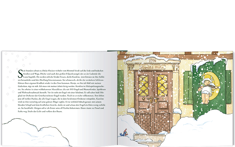 "Book ""How the angel got its eleven dots""